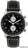 Hodinky Zeno-Watch Basel P557BVD-d1 X-Large Retro Chrono Bicompax