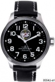 Hodinky Zeno-Watch Basel 8554U-a1 Pilot Oversized Open Heart (limited edition)