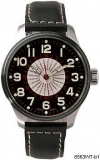 Hodinky Zeno-Watch Basel 8563WT-b1 Pilot Oversized World Timer (Limited Edition)