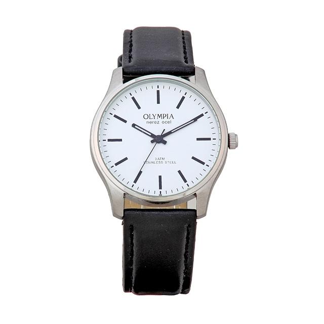 Pánské módní nerezové kovové hodinky Olympia 70101 2630743eea