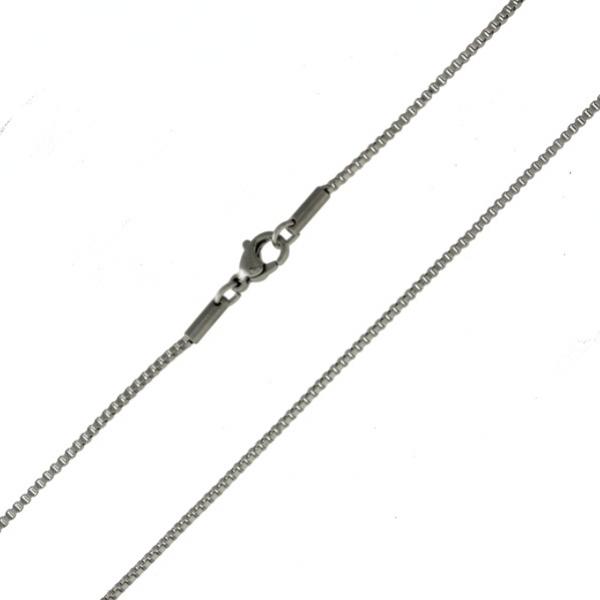 Řetízek z chirurgické oceli 316L 130 - 215130