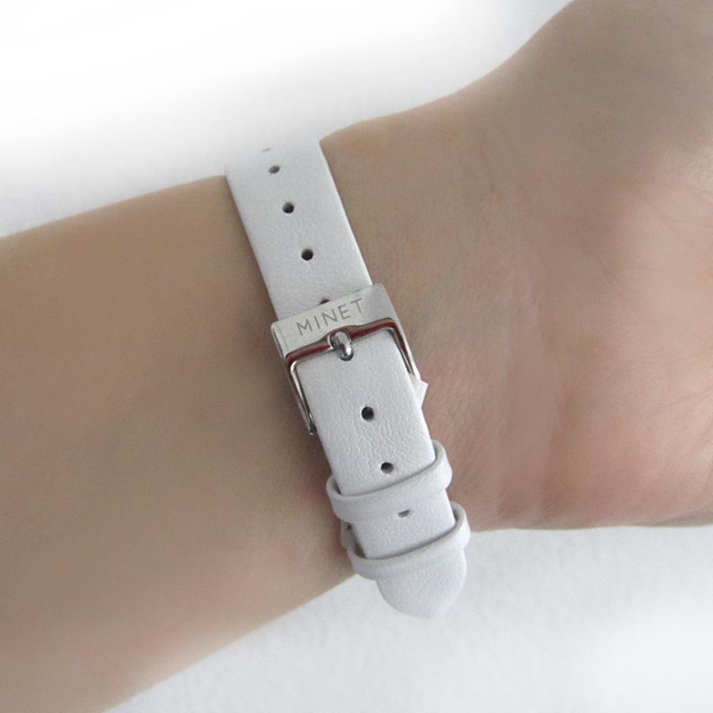 dce3ddd85ee Kompletní specifikace · Ke stažení · Související zboží · Komentáře (0). Růžové  dámské hodinky MINET ICON NUDE PINK MWL5020