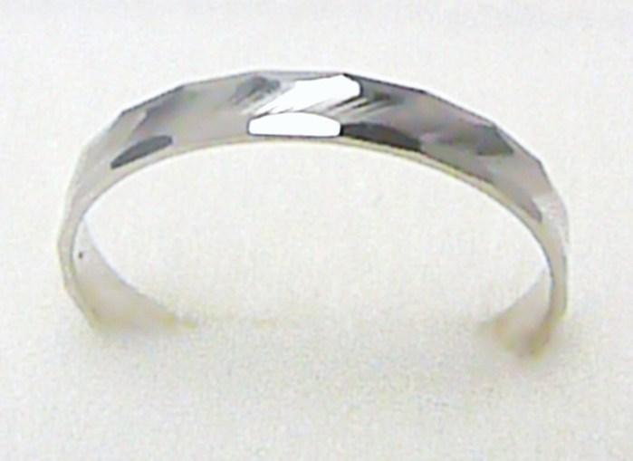 Snubní zlatý prsten z bílého zlata s gravírováním 585/1,60gr vel.64 P355 POŠTOVNÉ ZDARMA!