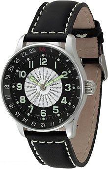 Hodinky Zeno-Watch Basel P554WT-b1