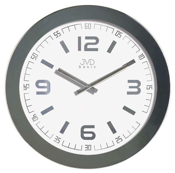 Kovové hodiny JVD basic HC 26