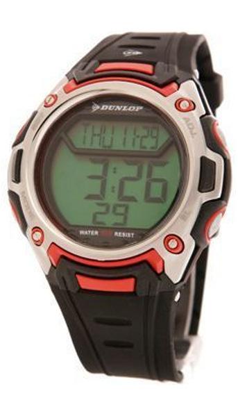 Hodinky Dunlop sport – Pánské hodinky – dunlop DUN-44-G07