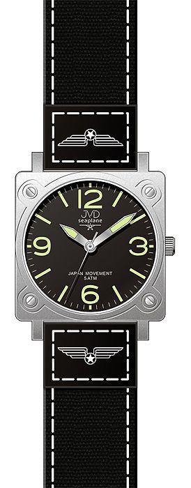 Náramkové hodinky JVD seaplane J7098.8
