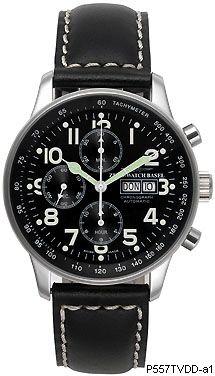 Hodinky Zeno-Watch Basel P557TVDD-a1 X - Large Pilot - Chronograf