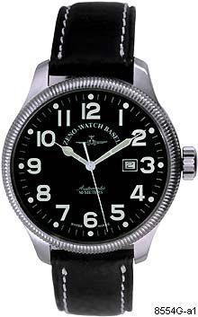 Hodinky Zeno-Watch Basel 8554G-a1 Pilot Oversized Godron
