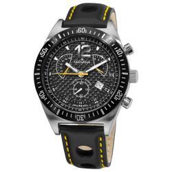 Pánské švýcarské hodinky Grovana RETROGRADE 1620.9578