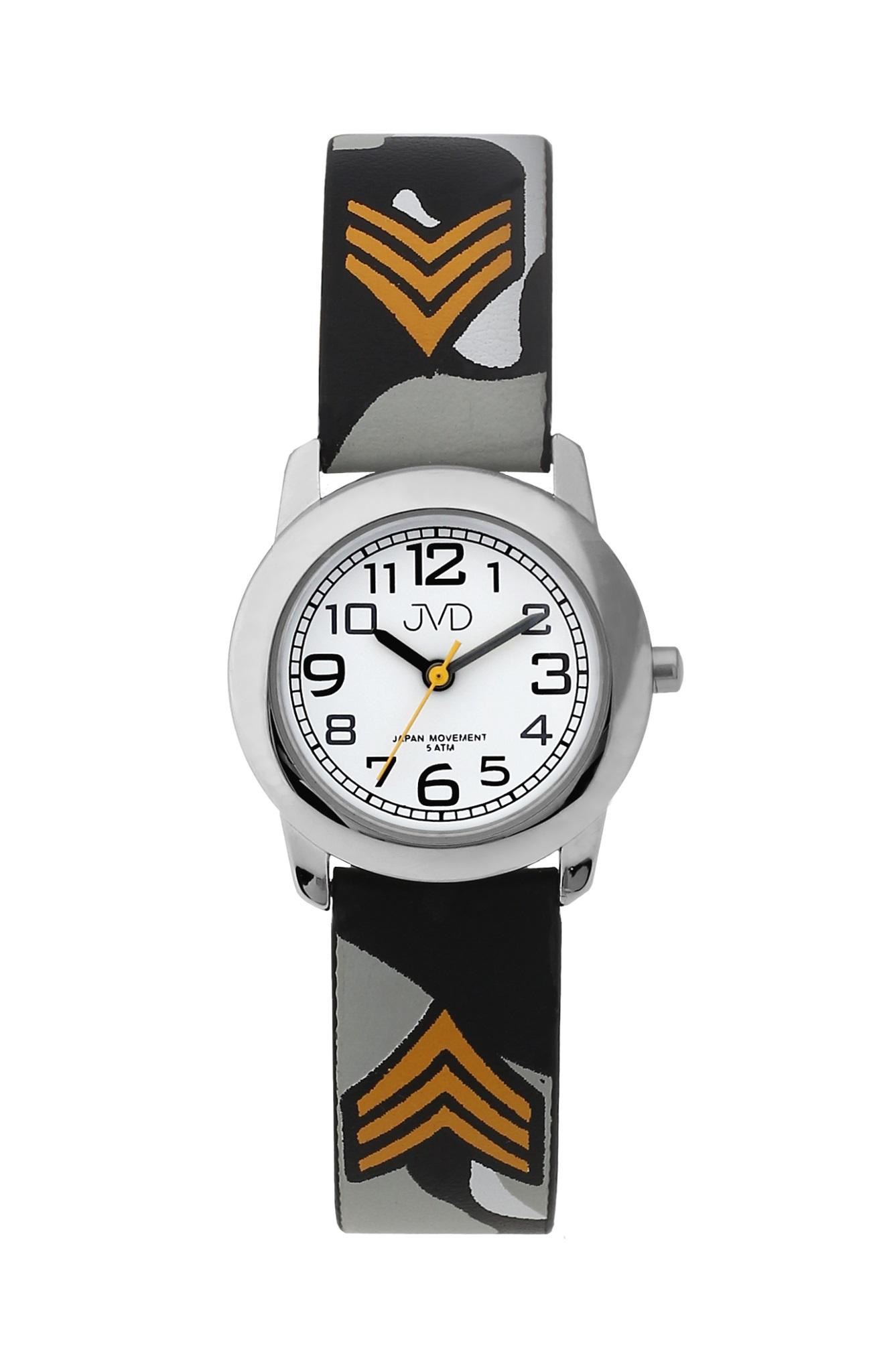 Chlapecké dětské náramkové hodinky JVD J7183.1 (chlapecké hodinky)