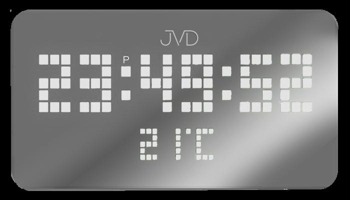 Hranaté digitální designové svítící LED hodiny SB2178.1 s LED číslicemi (POŠTOVNÉ ZDARMA!!!)