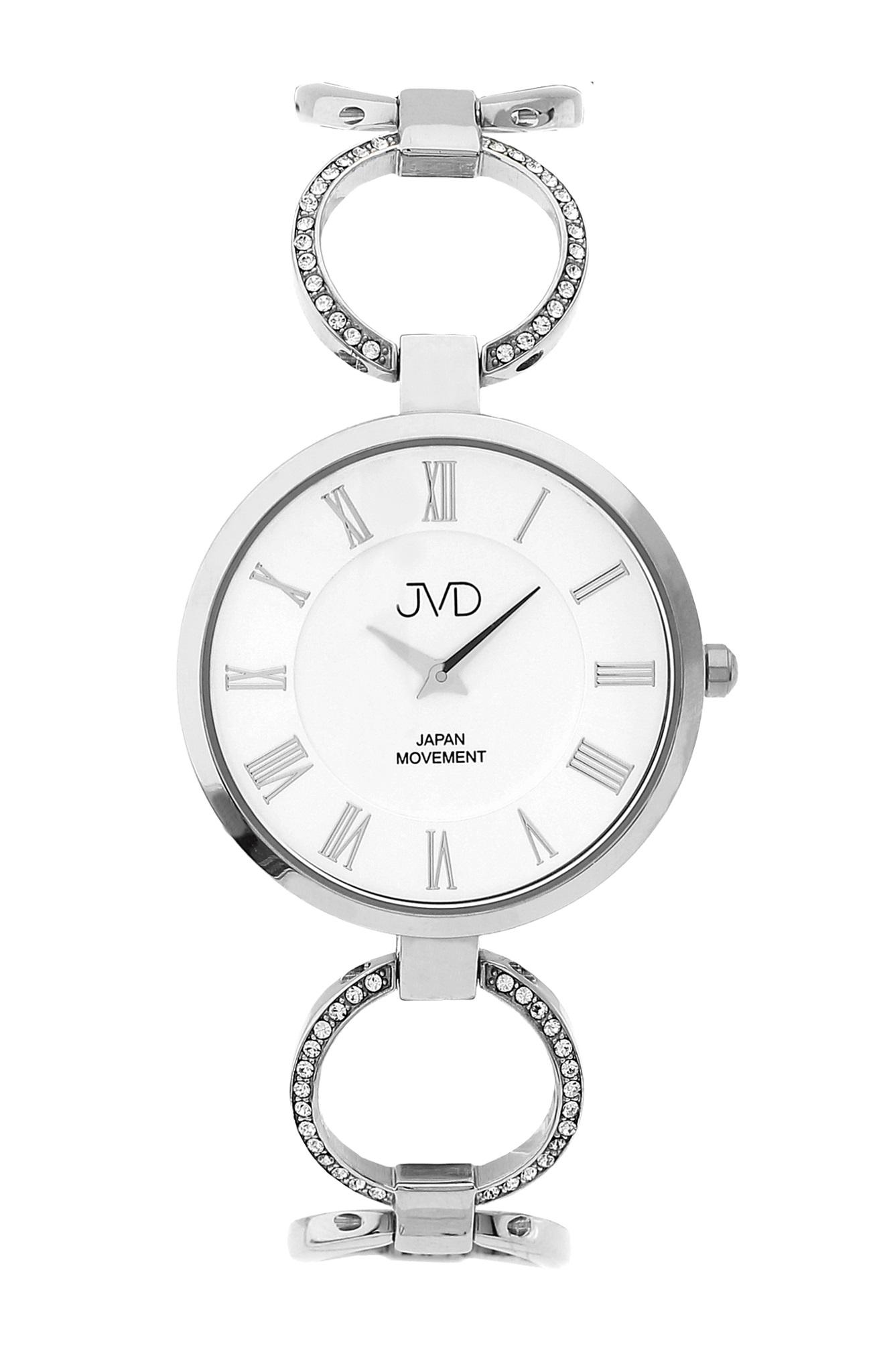 Dámské ocelové kvalitní náramkové hodinky JVD steel JC002.1 (POŠTOVNÉ  ZDARMA!!) 9c57f2a7f4