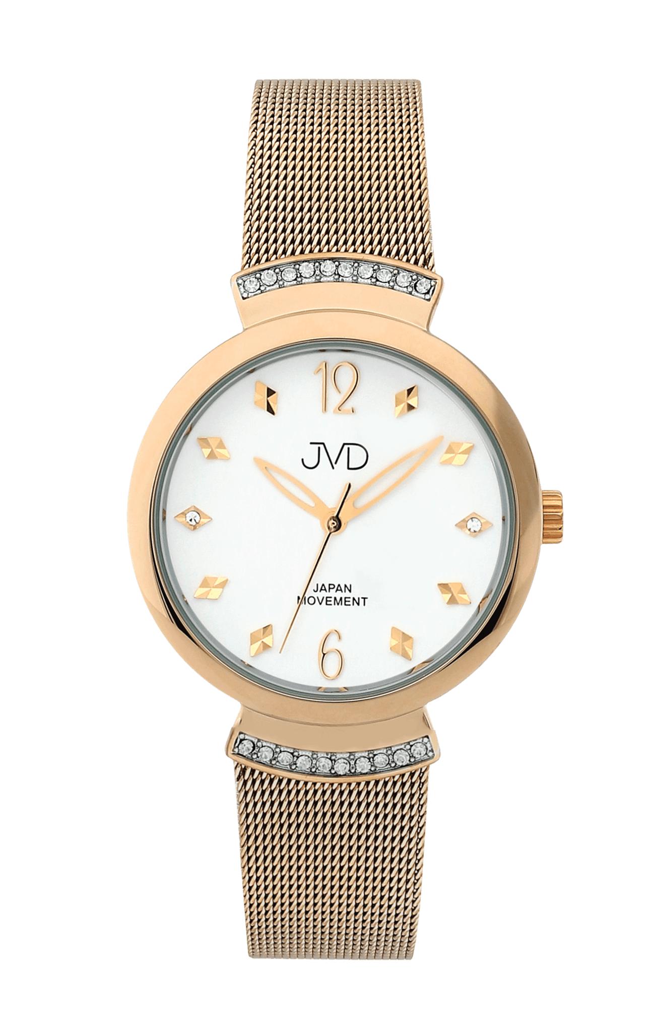 Dámské elegantní náramkové hodinky JVD JC096.2 (POŠTOVNÉ ZDARMA!!)
