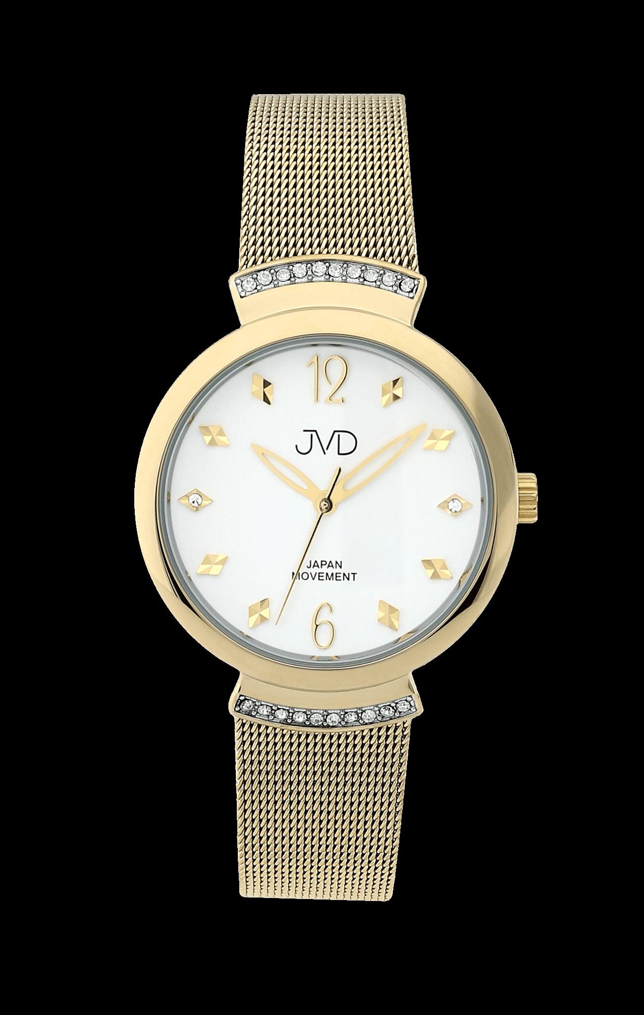 Dámské elegantní náramkové hodinky JVD JC096.3 (POŠTOVNÉ ZDARMA!!)