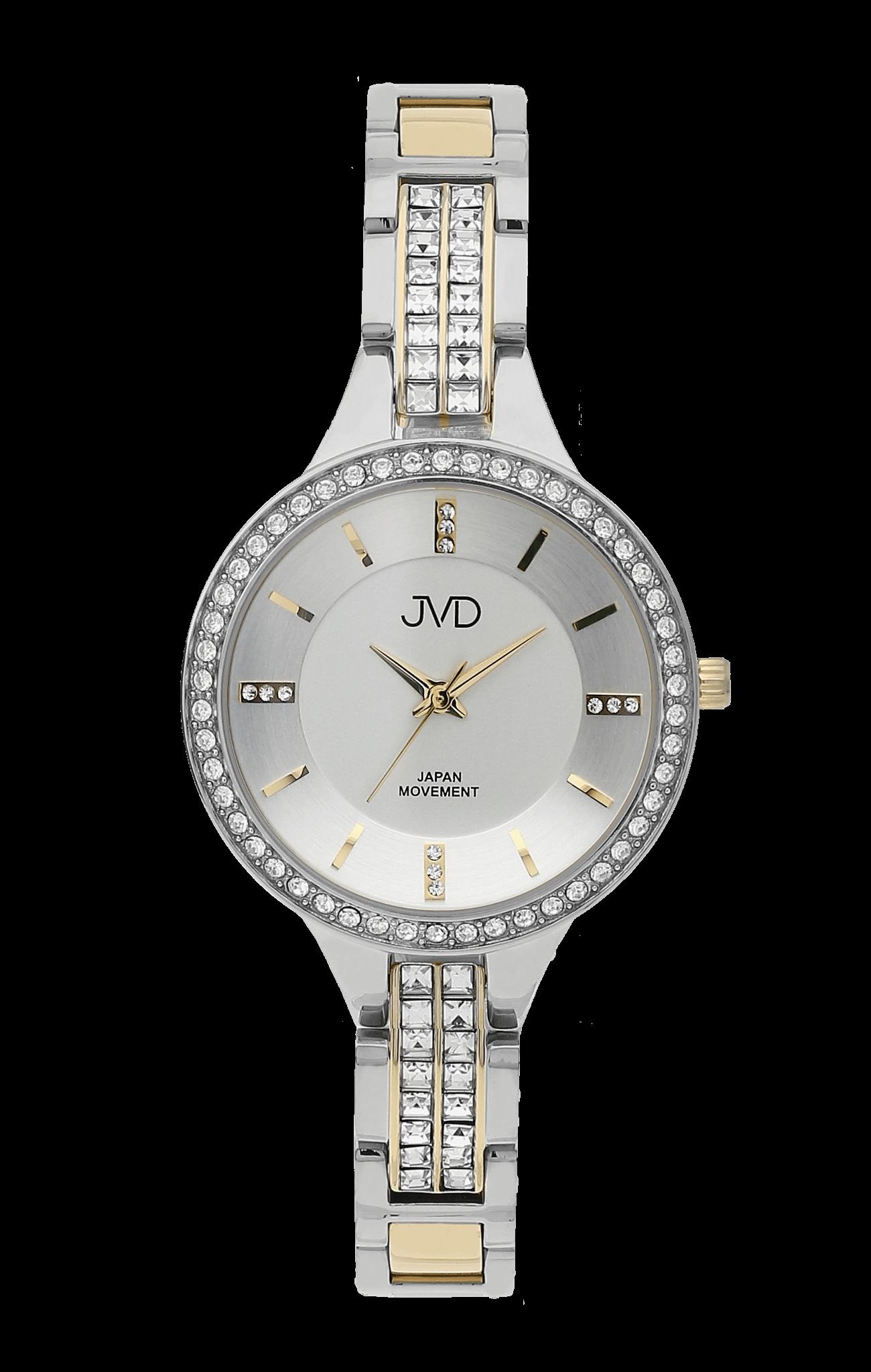 Dámské elegantní náramkové hodinky JVD JC140.2 (POŠTOVNÉ ZDARMA!!)