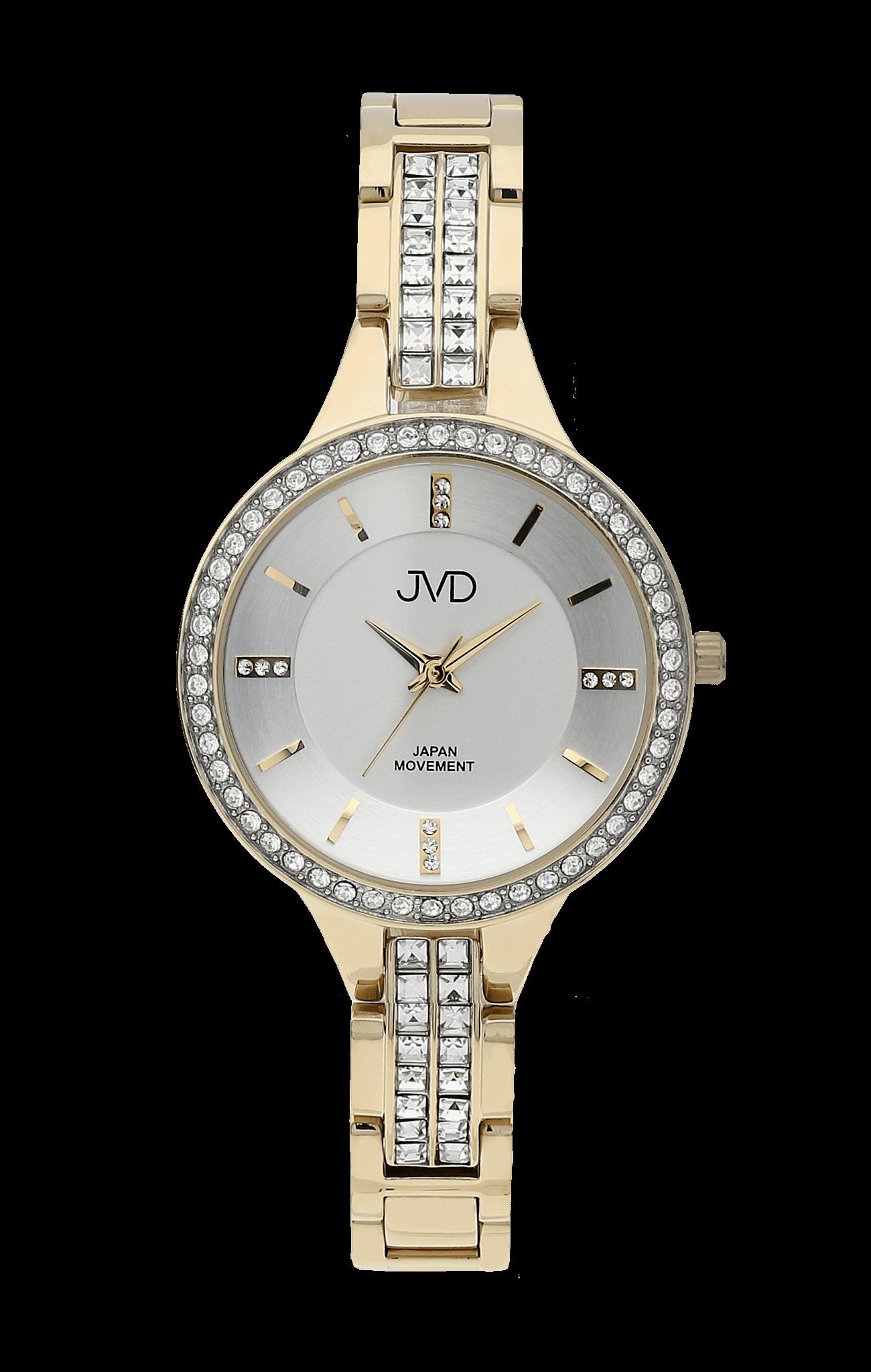 Dámské elegantní náramkové hodinky JVD JC140.3 (POŠTOVNÉ ZDARMA!!)