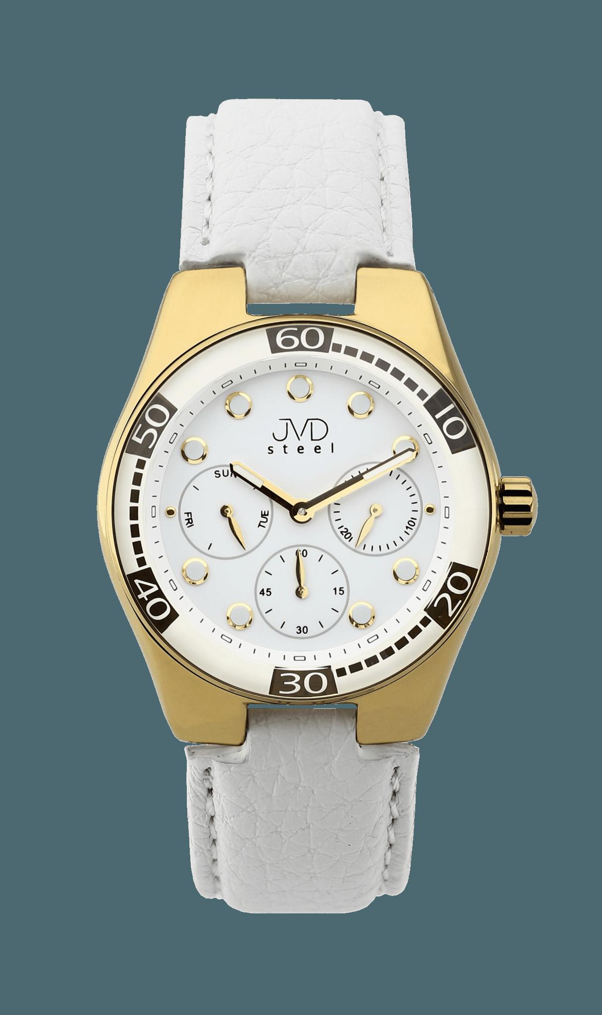 Dámské elegantní náramkové hodinky Steel JVDW 52.3 (POŠTOVNÉ ZDARMA!!!) 13129fa8836