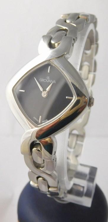 e62462ce209 Dámské švýcarské luxusní hodinky Grovana 4015.1137 se safírovým sklem  (POŠTOVNÉ ZDARMA!!)