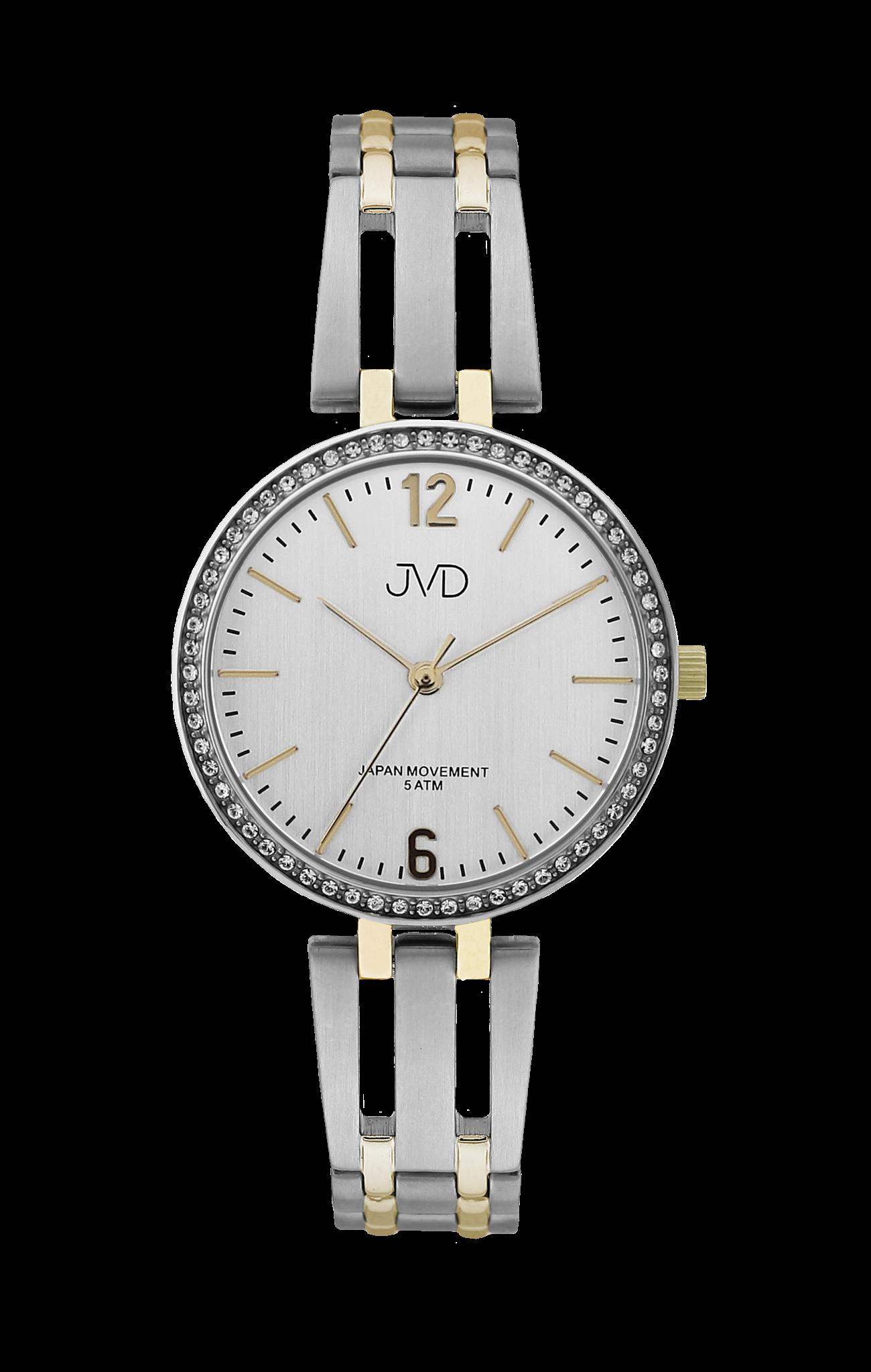 Dámské ocelové voděodolné náramkové hodinky JVD J4166.2 (POŠTOVNÉ ZDARMA!!)