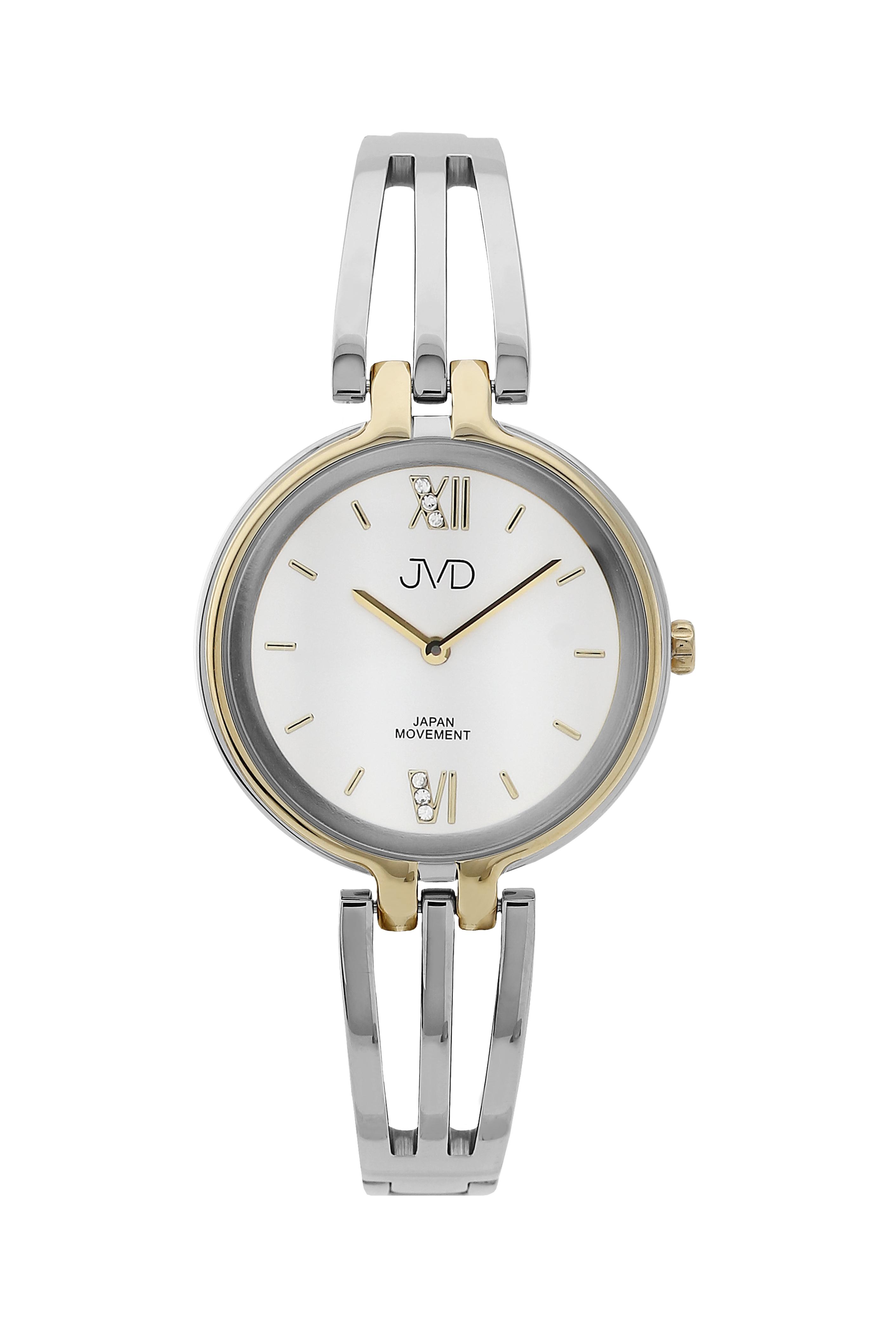 Dámské šperkové náramkové hodinky JVD JC679.2 (POŠTOVNÉ ZDARMA!!)