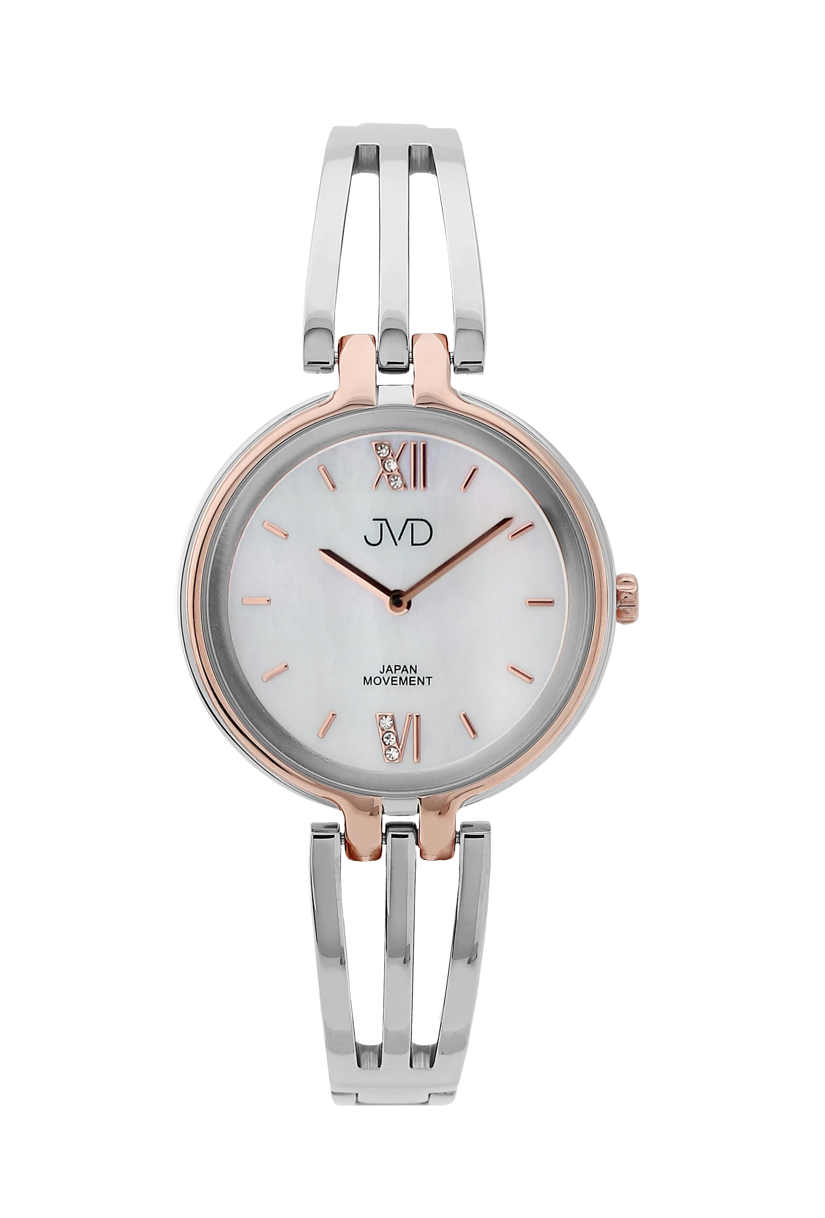 b85383dd694 Dámské šperkové náramkové hodinky JVD JC679.3