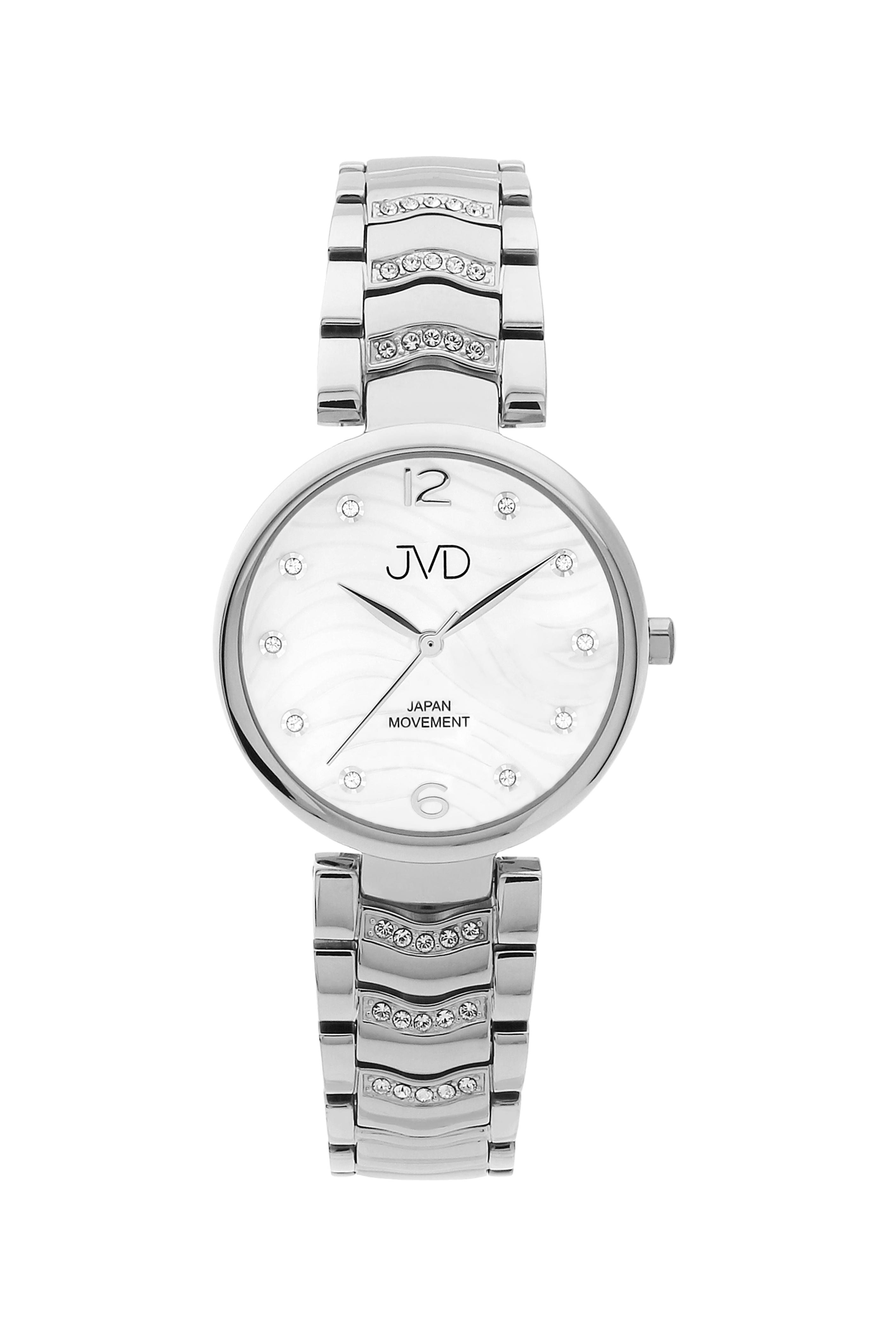Dámské šperkové náramkové hodinky JVD JC650.1  4fbf9252a4