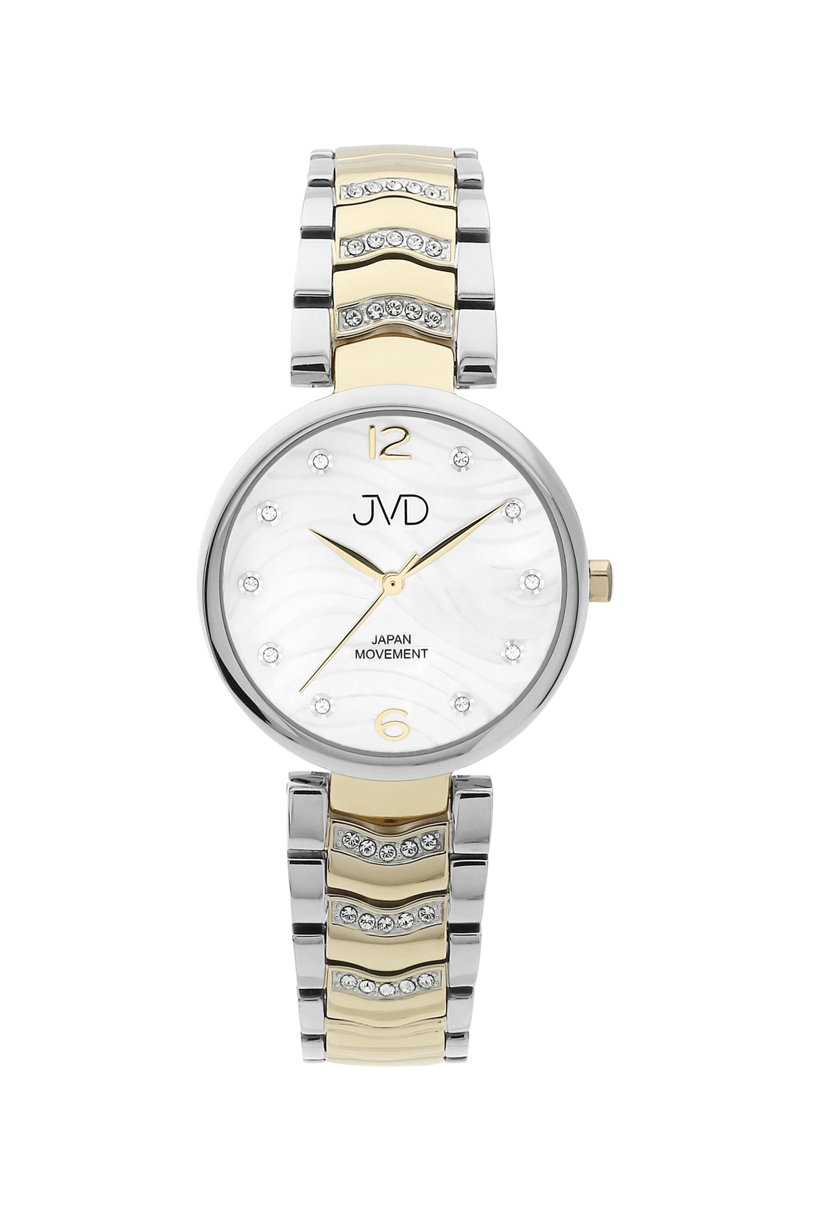 Dámské šperkové náramkové hodinky JVD JC650.2 (POŠTOVNÉ ZDARMA!!)