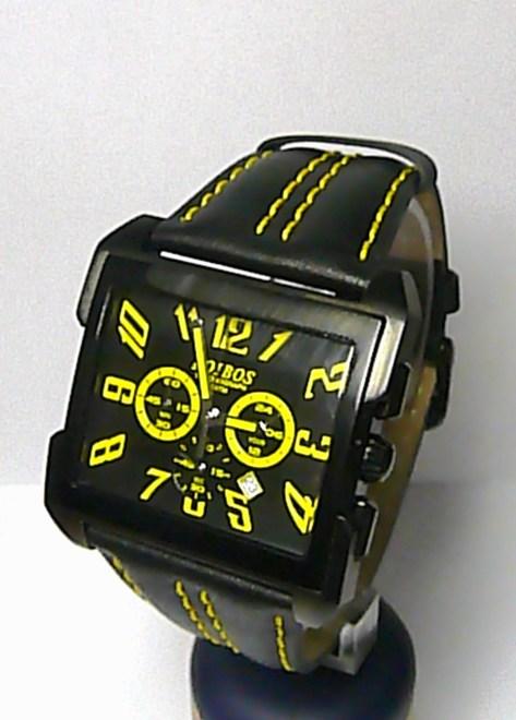 Pánské sportovní náramkové ocelové hodinky Foibos 10870 s chronografem 1328d27767