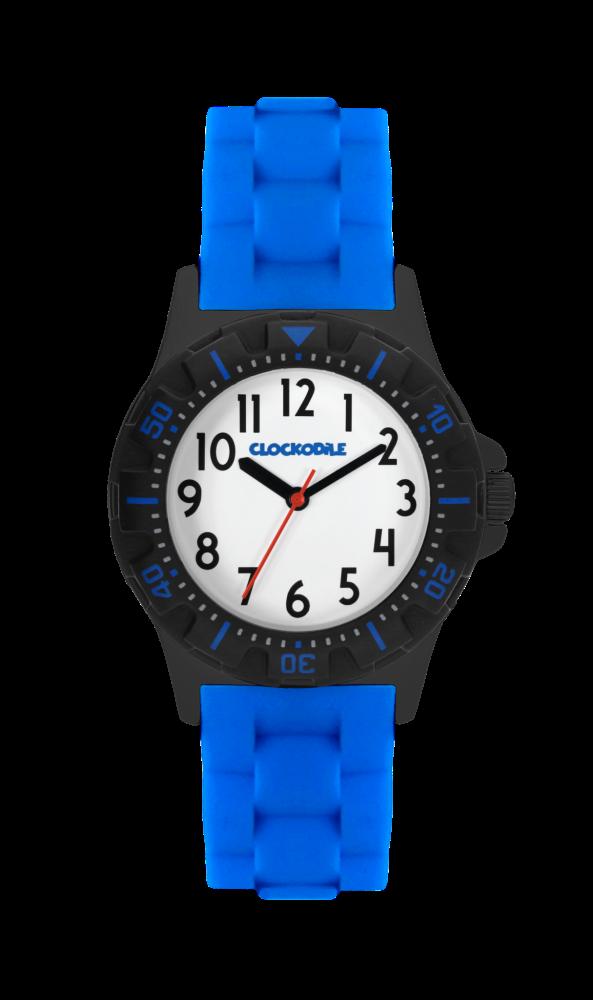 fcd748e5016 Svítící modré sportovní chlapecké hodinky CLOCKODILE SPORT 2.0 CWB0026 (chlapecké  sportovní hodinky se svítícím luminiscenčním