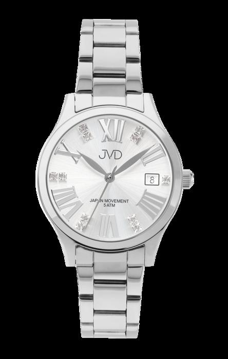 Dámské luxusní ocelové náramkové hodinky JVD J4158.4  17fcdd8af0f
