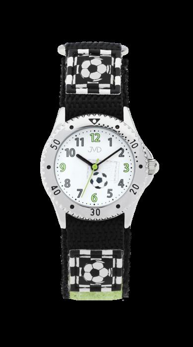 Chlapecké dětské sportovní hodinky JVD basic J7126.5 se závodním autem