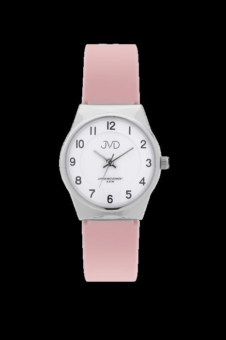 Dívčí dětské pastelové náramkové hodinky JVD J7188.1 (dívčí dětské hodinky)