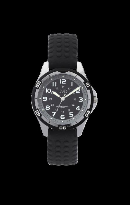 Chlapecké dětské sportovní vodotěsné náramkové hodinky JVD J7186.2  (vodotěsné chlapecké hodinky) 4b8b541ff6