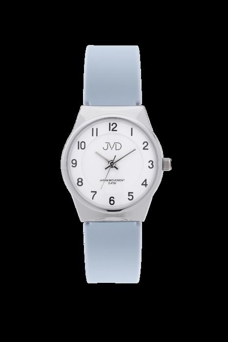 Dívčí dětské pastelové náramkové hodinky JVD J7188.2 (dívčí dětské hodinky)