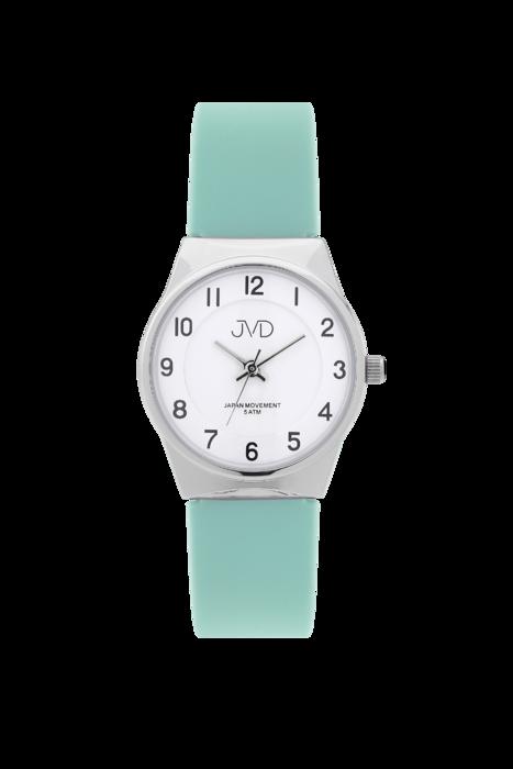 Dívčí dětské pastelové náramkové hodinky JVD J7188.3 (dívčí dětské hodinky)