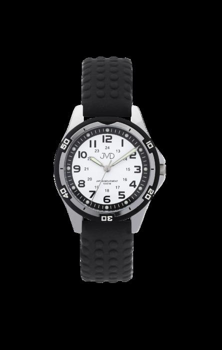 Chlapecké dětské sportovní vodotěsné náramkové hodinky JVD J7186.1 (vodotěsné chlapecké hodinky)