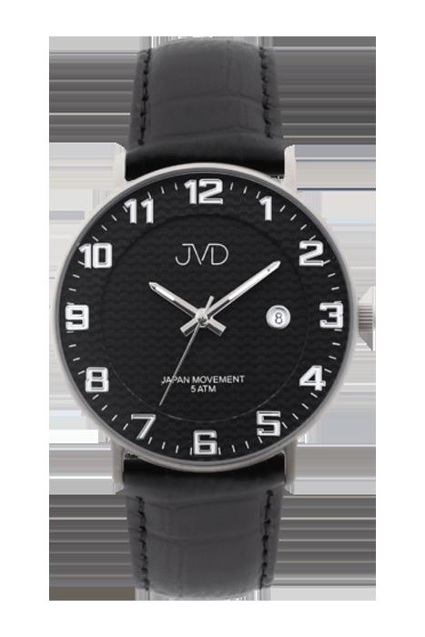 Pánské titanové antialergické voděodolné hodinky JVD J2022.1 (POŠTOVNÉ ZDARMA!!!)