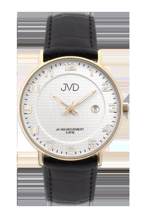 Pánské titanové antialergické voděodolné hodinky JVD J2022.2 (POŠTOVNÉ ZDARMA!!!)