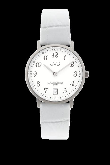 Dámské luxusní titanové hodinky JVD JVD J5030.2 - 5ATM