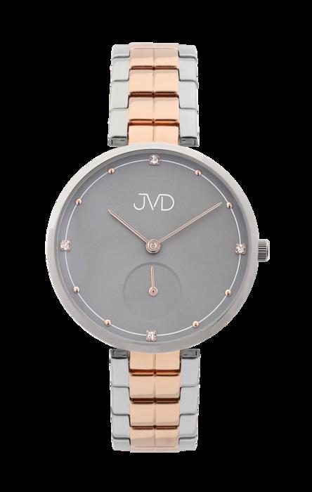 d79dbddcb6a Rose dámské čitelné elegantní hodinky JVD J4171.2