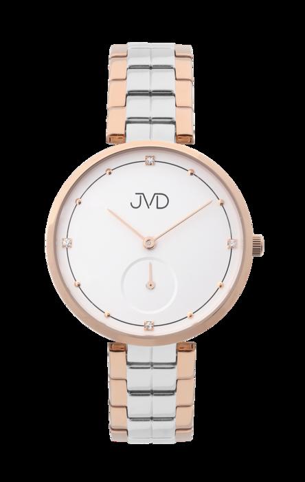 8adb3722cf3 Rose dámské čitelné elegantní hodinky JVD J4171.3