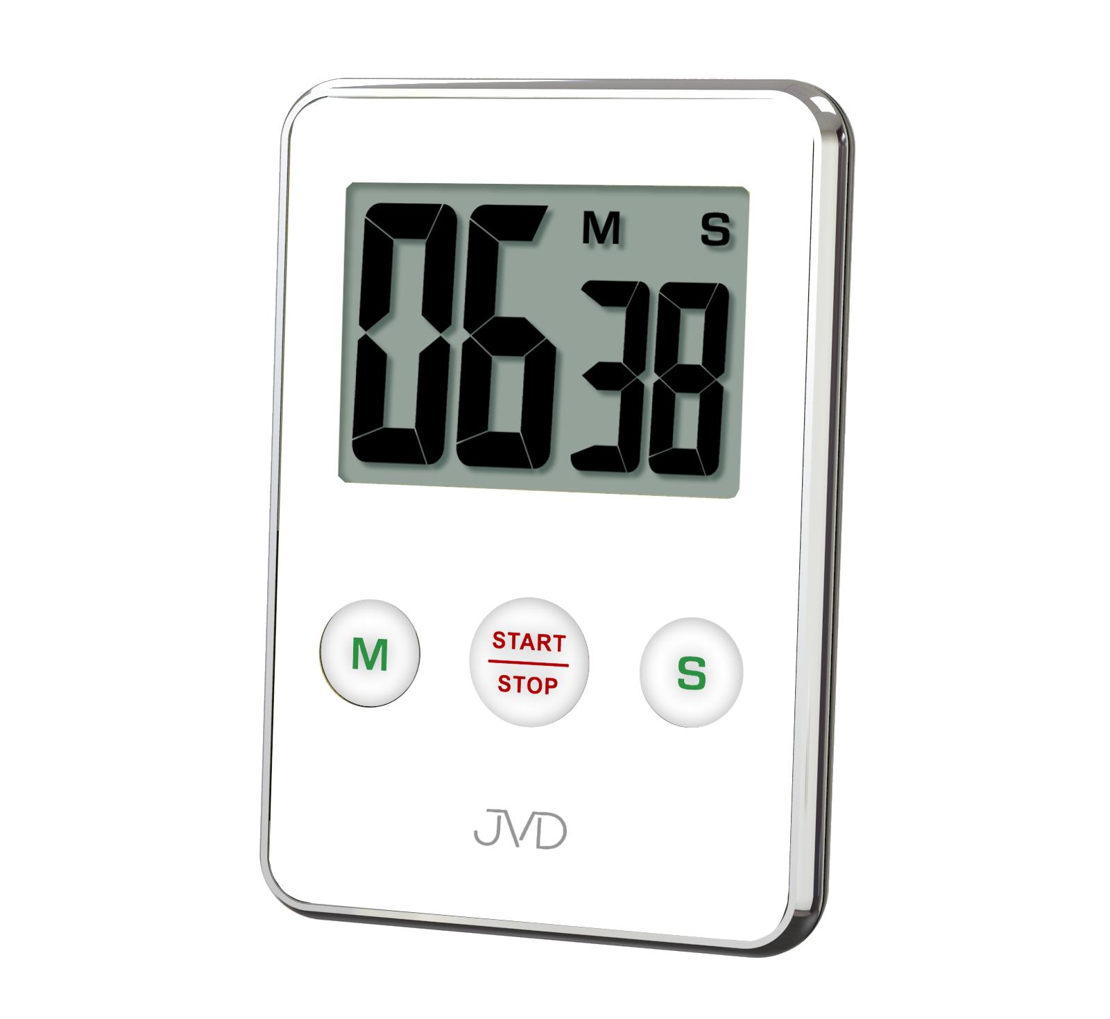 Designová digitální minutka JVD DM9206.3 s odpočtem času