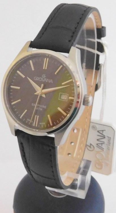 Luxusní dámské švýcarské ocelové hodinky Grovana 5568.1537 (POŠTOVNÉ  ZDARMA!! ) bba4a997a4