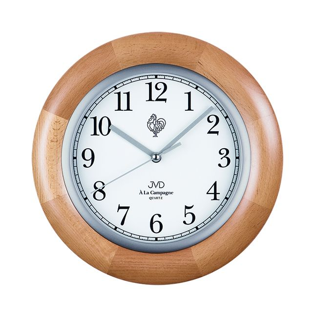 Nástěnné hodiny JVD basic N26065.68