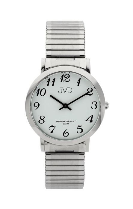 Dámské kovové náramkové hodinky JVD steel J1048.1