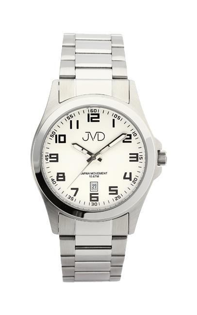 Pánské ocelové vodotěsné hodinky JVD steel J1041.4 - 10ATM