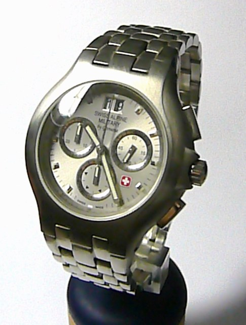 Pánské švýcarské hodinky Swiss Alpine Military by GROVANA 1502.9132
