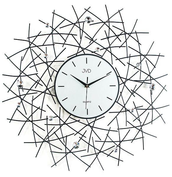 Luxusní sluníčkové velké nástěnné designové hodiny JVD HJ30 (POŠTOVNÉ ZDARMA!!)
