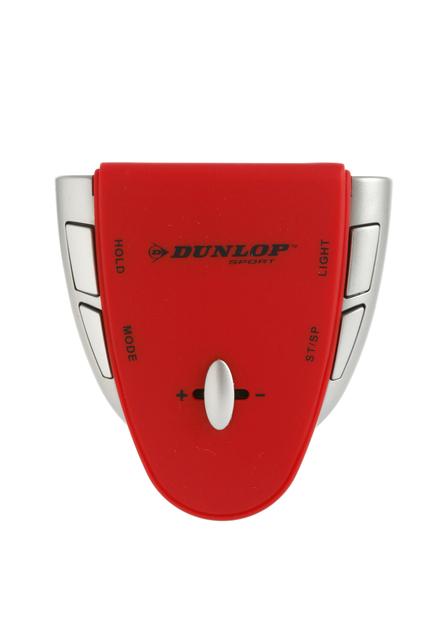 Moderní červený digitální Dunlop krokoměr DUN-119-G0